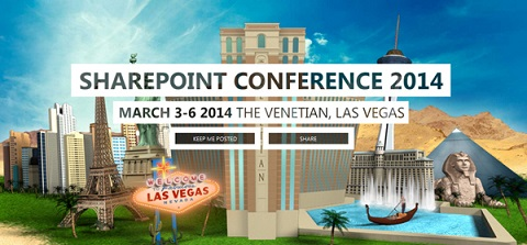 SharePoint Conference 2014 - WEBCON sponsor