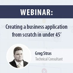 Building applications - Join the webinar