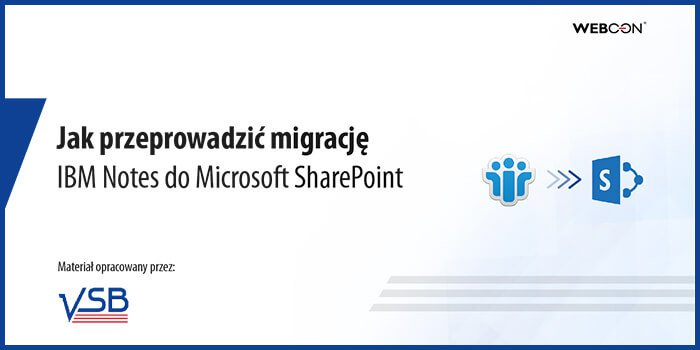 Migracja z Lotus do SharePoint