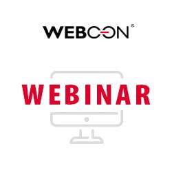 WEBCON webinar