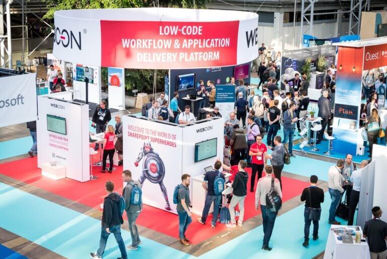 WEBCON at ESPC Copenhagen