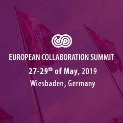 European Collaboration Summit Wiesbaden 2019