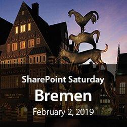 SharePoint Saturday Bremen 2019