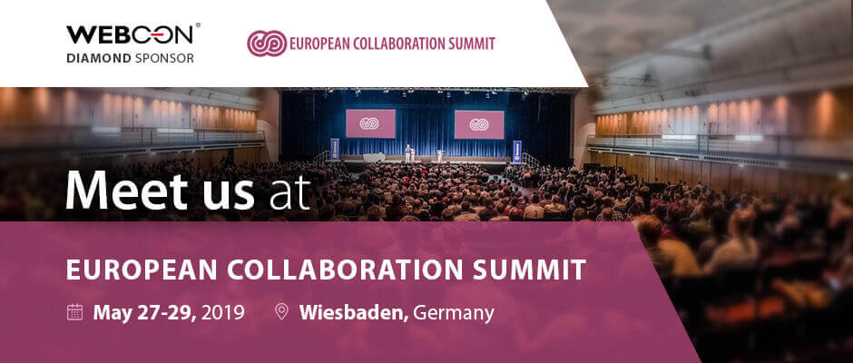 European Collaboration Summit 2019