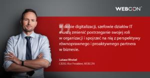 Łukasz Wróbel o trendach w IT na 2019 rok