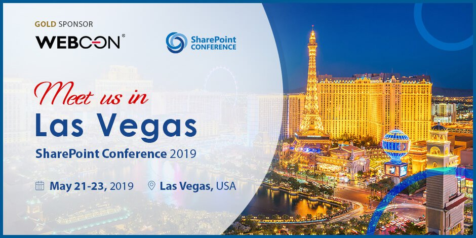 SharePoint Conference Las Vegas 2019