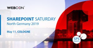 WEBCON at SharePoint Saturday Cologne 2019