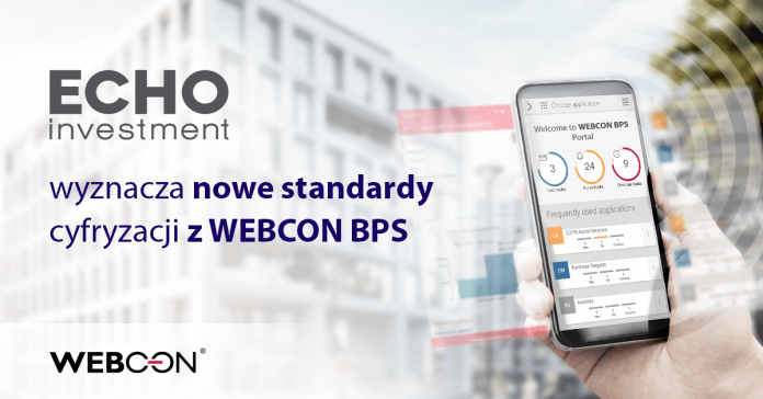 echo investment wdraża webcon bps
