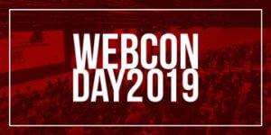 WEBCON DAY 2019