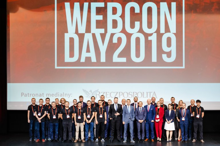 WEBCON DAY 2019 photo gallery