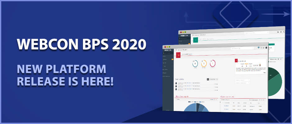 WEBCON BPS 2020 premiere news