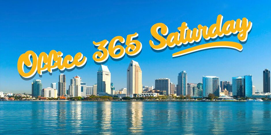 WEBCON at Office 365 Saturday San Diego 2020