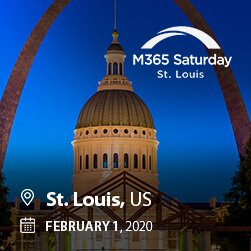 WEBCON at SharePoint Saturday St. Louis 2020