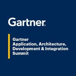 webcon at gartner application architecture development integration summit