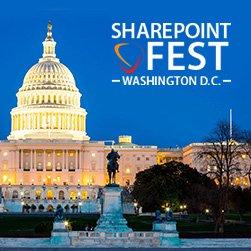 webcon at sharepoint fest washington d.c.