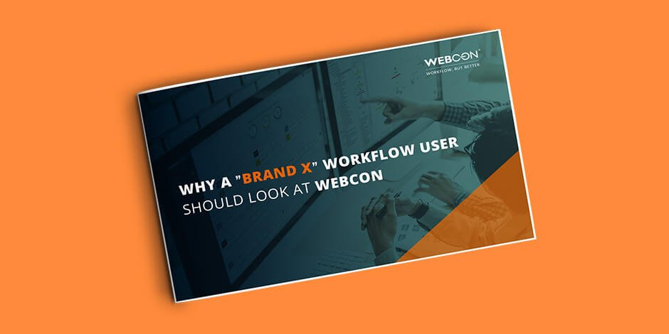 why a workflow user should look at webcon bps whitepaper