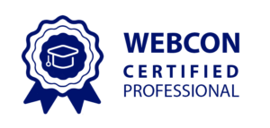 webcon certified professional
